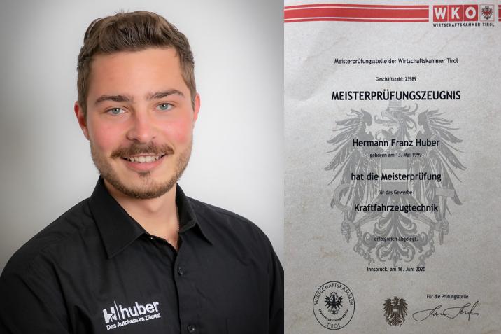 Hermann - Meisterbrief